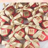 喜糖禮盒裝成品含糖中國風2019抖音新款婚禮糖盒結婚喜糖盒子鐵盒