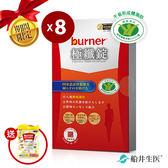 【雙11限定】burner倍熱 健字號極纖錠美食對策分享組-即期品