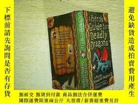二手書博民逛書店A罕見Hero s Guide to Deadly Dragon