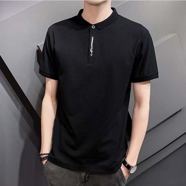 【型男精選任搭2件$699】短袖POLO衫簡約設計款POLO衫