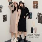 針織 洋裝 Space Picnic|圓...
