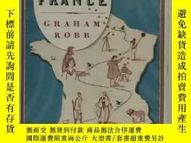 二手書博民逛書店法國曆史地理研究:從大革命到一次大戰罕見The Discover