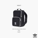 IMPACT Adidas Classic Backpack Medium Adicolor 黑 小後背包 三葉草 CW0624
