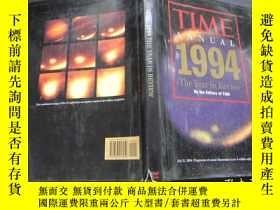 二手書博民逛書店By罕見EDITORS OF TIME Time Annual