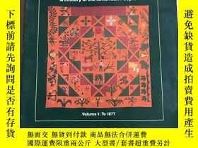 二手書博民逛書店The罕見Enduring Vision: To 1877 v. 1: A History of the Amer