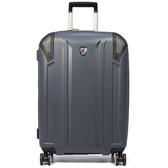 eminent-24吋新型TPO材質行李箱-URA-KH67-24黑檀木