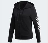 Adidas 女款運動外套 黑-NO.DP2401