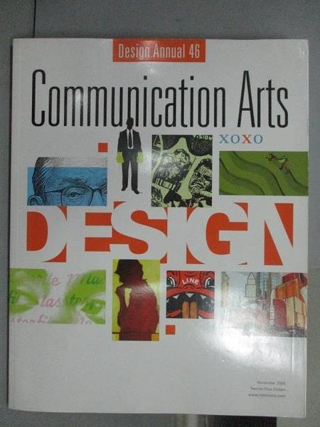 【書寶二手書T6/收藏_PPX】Communication Art_2005/11_340期