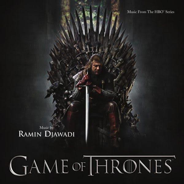 冰與火之歌 權力遊戲 第一季 電視原聲帶CD O.S.T (音樂影片購)