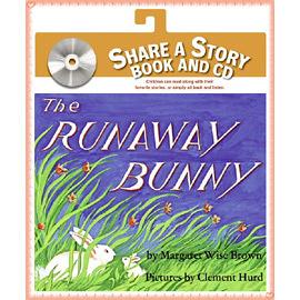 『說口好英文--第48週』- RUNAWAY BUNNY/英文繪本附CD  《啟蒙.母親節》