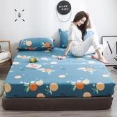 床笠單件全棉純棉棕墊加厚1.5米1.8床墊保護套床罩 超值價