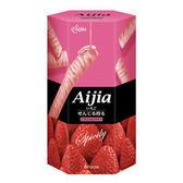 愛加日式煎捲-草莓84g/40盒(003)