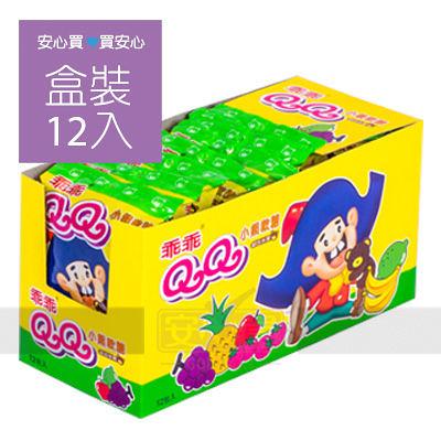 【乖乖】QQ小熊軟糖40g,12包/盒,平均單價9.08元