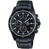 CASIO卡西歐EDIFICE賽車腕錶   EFR-526BK-1A1  銀灰