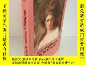 二手書博民逛書店Emily罕見Brontë:Wuthering Heights