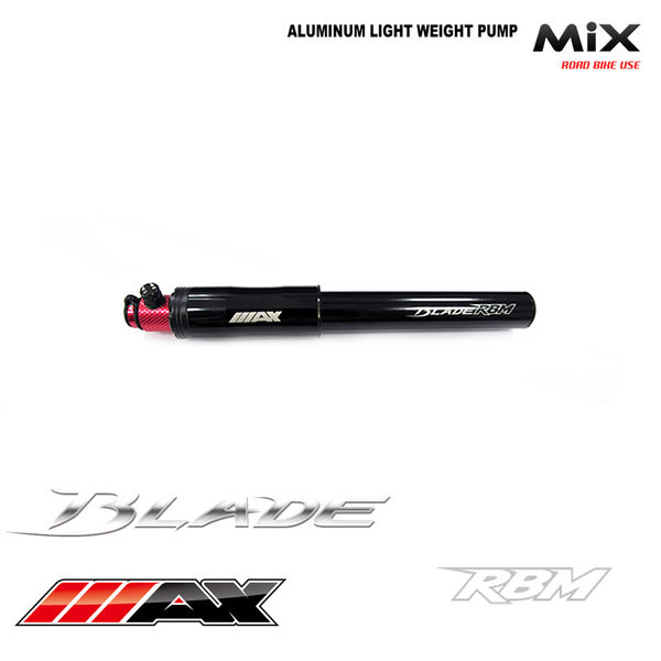 MAX-DNA Blade CNC攜帶式打氣筒(M / 中) / 城市綠洲(自行車打氣筒.打氣桶.充氣筒)