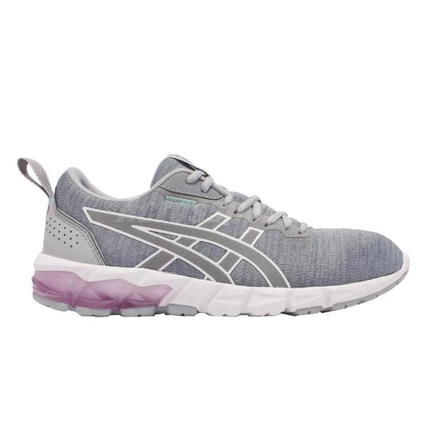 Asics 慢跑鞋 Gel-Quantum 90 2 Street 女鞋 灰 白 路跑 輕量 【ACS】 1022A361022