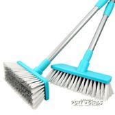 浴室清潔刷廚房地磚刷衛生間洗地刷瓷磚硬毛掃水刷 igo