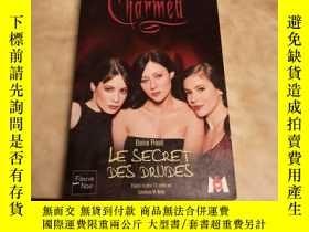 二手書博民逛書店Charmed,罕見tome 8 : Le Secret des druidesY269331 Eloïse