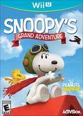 WiiU Snoopy s Grand Adventure 史努比壯闊歷險記(美版代購)