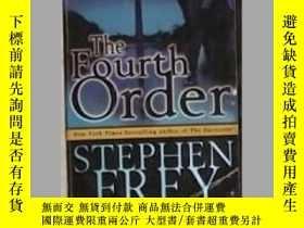 二手書博民逛書店英文原版罕見The Fourth Order by Stephe