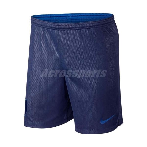 Nike 短褲 2018 England Stadium Home 白 藍 男款 英國國家隊 主場 FIFA 世界杯 世界盃 【PUMP306】 893928-421
