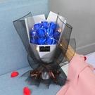 生日禮物女生友情閨蜜特別diy肥皂香皂花束禮盒玫瑰花母親節禮物 MKS小宅女