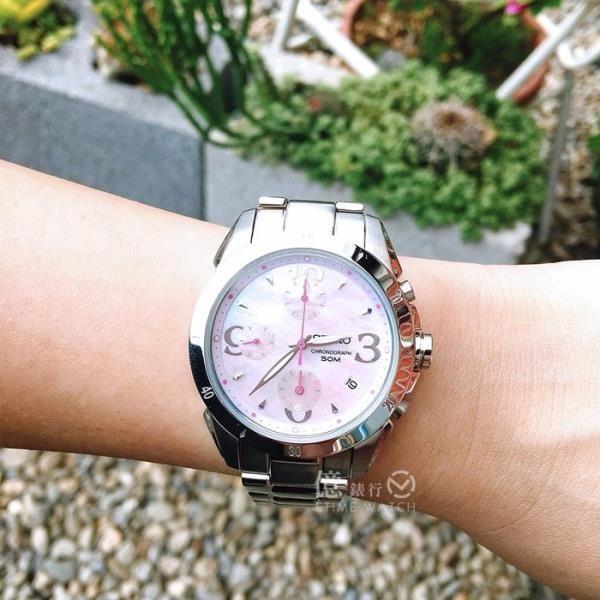 【南紡購物中心】SEIKO日本精工夢想時刻計時腕錶7T92-0KC0公司貨