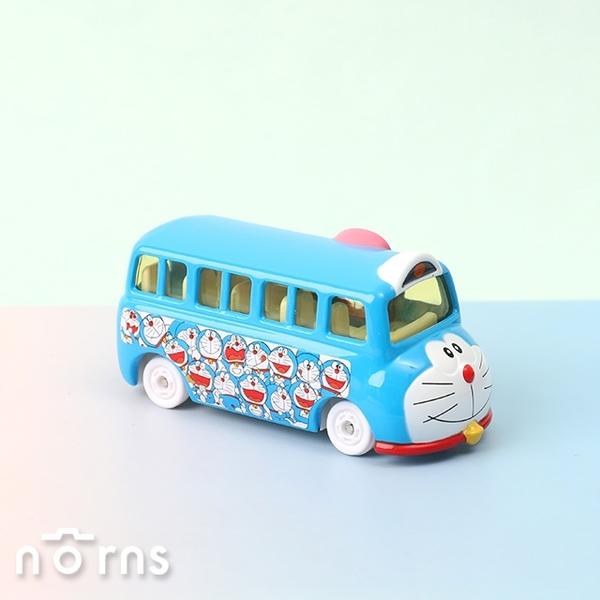 日貨Tomica小汽車 哆啦A夢50周年 造型巴士- Norns 日本多美小汽車 No.158 夢幻系列Dream