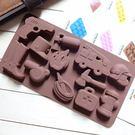 巧克力模  12孔消防器材  巧克力模   皂模 冰塊模 想購了超級小物