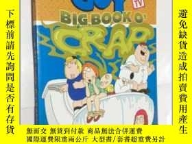 全新書博民逛書店FamilyGuy:A Big Book O Crap 英文漫畫 平裝Y343790 Matt Flecke