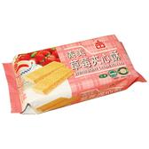 義美夾心酥草莓 152g*12盒/箱 (2020新版)【合迷雅好物超級商城】