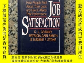 二手書博民逛書店Job罕見satisfactionY13255