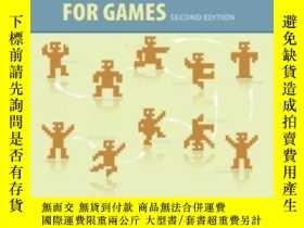 二手書博民逛書店Artificial罕見Intelligence For Games, Second EditionY3646