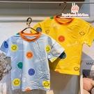 兒童落肩袖棉T恤 短袖上衣*2色[51098] RQ POLO 春夏 童裝 小童 5-17碼 現貨