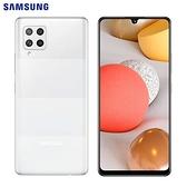 SAMSUNG Galaxy A42 5G 智慧型手機(6G/128G)-白【愛買】