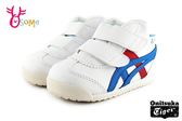 Asics Onitsuka Tiger 小童 運動鞋 高筒 寶寶 慢跑鞋 A9121#白色◆OSOME奧森鞋業