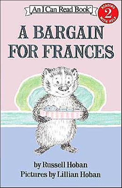 (二手書)An I Can Read Book Level 2: Bargain for Frances