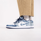 IMPACT Air Jordan 1 Low Washed Denim 低筒 一代 單寧 牛仔 CZ8455-100