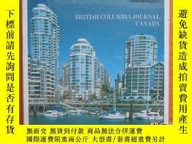 二手書博民逛書店BRITISH罕見COLUMBIA JOURNAL CANADA