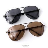 墨鏡 韓劇熱銷款復古偏光鏡片太陽眼鏡 抗UV400 MIT台灣製造 柒彩年代【NY325】單支價格