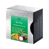 【德國農莊 B&G Tea Bar】輕盈山竹瑪黛茶茶包盒十入 (4g*10包)