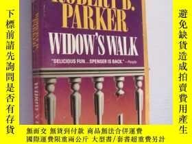 二手書博民逛書店Widow s罕見Walk【英文原版】Y85718 Robert