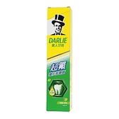 黑人牙膏 超氟強化琺瑯質 250g