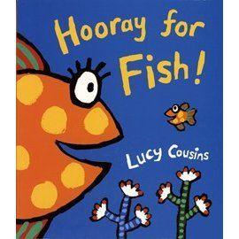 【麥克書店】HOORAY FOR FISH /英文繪本 (英國出版社WALKER)