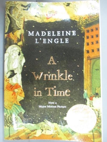 【書寶二手書T1/原文小說_HHF】A Wrinkle in Time_L'Engle