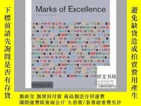 二手書博民逛書店【罕見】Marks Of Excellence, 1999年出版Y171274 Per Mollerup Ph