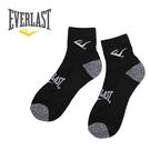 【橘子包包館】EVERLAST 襪子 40213502 男襪 26-29 cm 短襪 厚底短襪