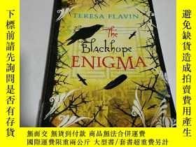 二手書博民逛書店the罕見Blackhope ENIGMA(外文)Y212829