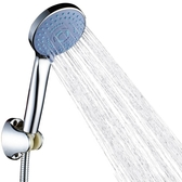 淋浴增壓花灑噴頭淋雨單頭軟管家用套裝 全館免運